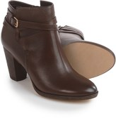 Cole Haan Hayes Belt Ankle Boots - Leather (For Women)