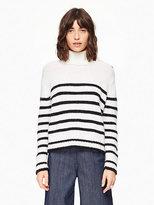 Kate Spade Stripe alpaca sweater