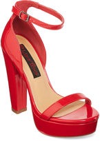 Two Lips Too Odette Platform Sandals