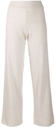 Le Kasha Cashmere Knitted Trousers