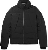 Descente - Stealth Quilted Shell Down Jacket