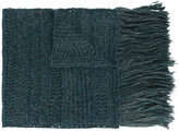 Isabel Marant fringed scarf - women - Acrylic/Polyamide/Viscose/Alpaca - One Size