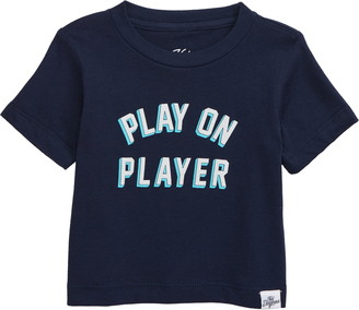 Kid Dangerous Play on Player Graphic Tee