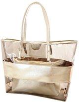 Jiyaru Women's Summer Beach Jelly Bag Crystal Handbag Shoulder Bag