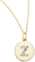 KC Designs Diamond-Initial Necklace, Z