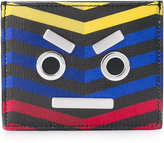 Fendi business card holder - men - Calf Leather - One Size