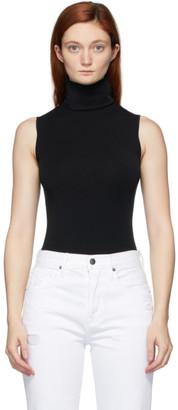 Wolford Black String Bodysuit