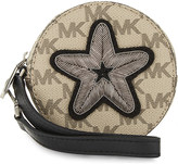 MICHAEL Michael Kors Star leather coin purse