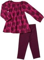 """Pink Chicken Edie"""" 2 Piece Set (Baby) - Berry/Purple-3-6 Months"""