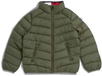 Tommy Hilfiger Quilted Logo Jacket
