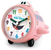 Speidel My First Tic-Toc Airplane Alarm Clock - Pink