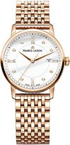 Maurice Lacroix Women's 'Eliros' Swiss Quartz Tone and Gold Casual Watch(Model: EL1094-PVP06-150-1)