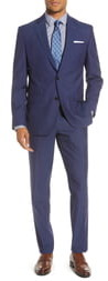 Ted Baker Jay Trim Fit Suit