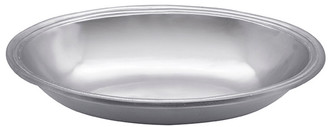 Mariposa Classic Oval Serving Bowl