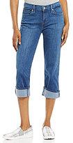 Levi's 5-Pocket Mid Rise Capri Jeans