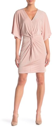 Love by Design Twist Front Dress