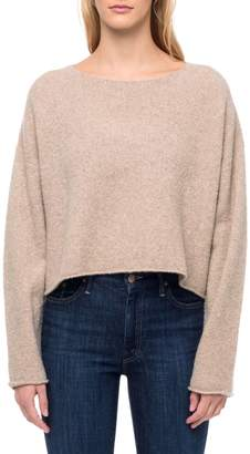 Line Leighton Merino Wool-Blend Sweater