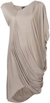 Zero Maria Cornejo asymmetric draped top