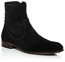 John Varvatos Men's Seagher Zip Boots