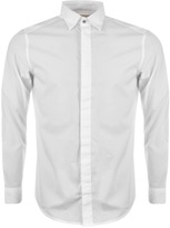 Diesel S Nap Slim Shirt White