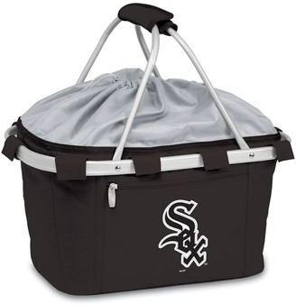 Picnic Time Chicago White Sox Insulated Picnic Basket