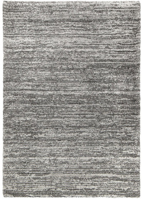 "Palmetto Living By Orian Palmetto Living Cloud 9 Buttery-Soft Zula Silver Area Rug, 7'10""x10'10"