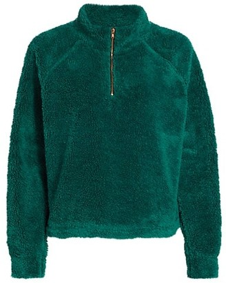 YEAR OF OURS Fleece Vail Boxy Pullover
