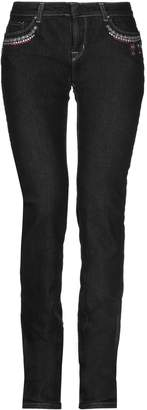 Blumarine JEANS Denim pants - Item 42691587AM