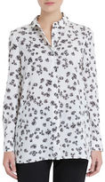 Ellen Tracy Petite Boyfriend Shirt