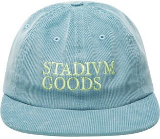 Stadium Goods Corduroy Logo Embroidered Cap