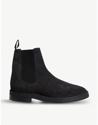 Yeezy Season 7 suede Chelsea boots