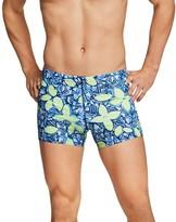 Speedo Men's Moisture-Wicking Square Leg Swimsuit