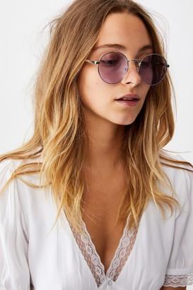 Rubi Emmi Metal Frame Sunglasses