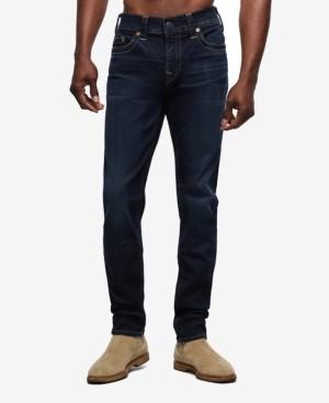 True Religion Men's Rocco Skinny Fit Jean in 32 Inseam
