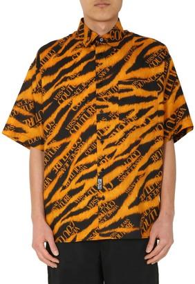 Versace Short Sleeve Shirt