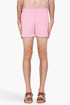 Orlebar Brown Salmon Setter Swim Shorts