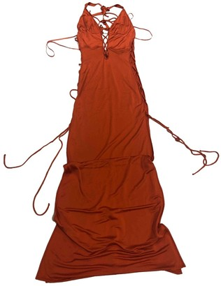 Agent Provocateur Orange Dress for Women