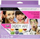 Tulip 28840 Body Art Kit, Sport
