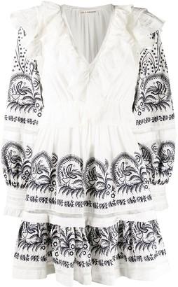 Ulla Johnson Bridget Victorian-print cotton dress
