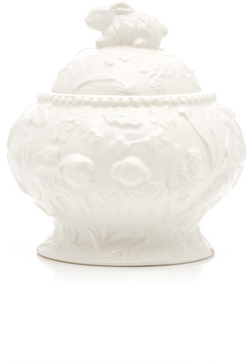 Tory Burch Home Porcelain Serving Pot