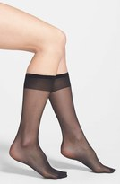 Nordstrom Women's 3-Pack Sheer Knee Highs