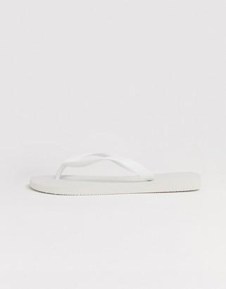 Havaianas Top flip flops in white