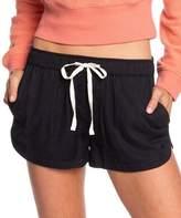 Roxy Women's Casual Shorts True - True Black New Impossible Love Shorts - Women & Juniors