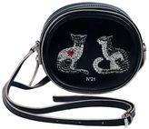 N°21 N 21 Embellished Cat Shoulder Bag