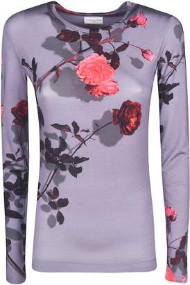 Dries Van Noten Floral Print Jumper