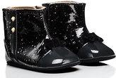 Kate Spade Glitter riding boots