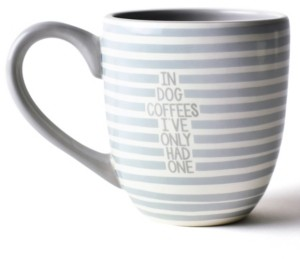 Coton Colors by Laura Johnson Smoke In Dog Coffees Mug