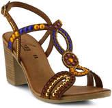 Azura Women's Matrix Sandal -Black