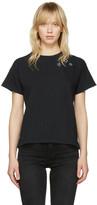 Rag & Bone Black Boxy Star T-shirt