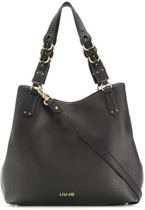 Liu Jo chain strap tote bag